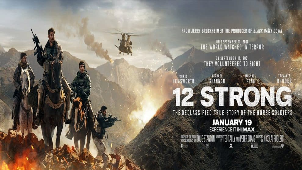 12 Strong–Movie Review