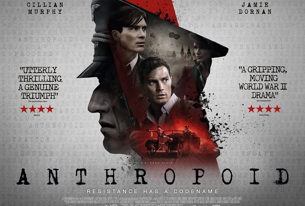 ANTHROPOID — Legendary Espionage on the Big Screen