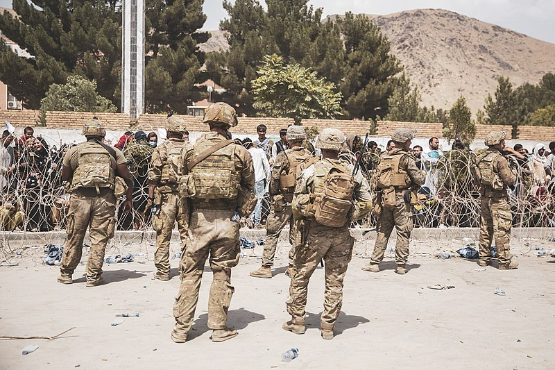 Afghanistan Crisis Update, Evening, August 26, 2021
