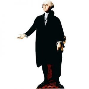 Image from Amazon, where you, too, can purchase Founding Father action.