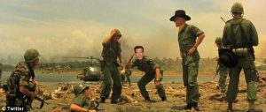 Brian Williams Misremembers Viet Nam meme.