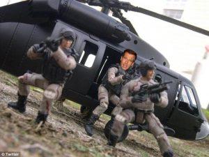 Brian Williams Misremembers Iraq meme.