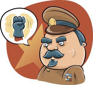 Canstock 2014 Despotic dictator