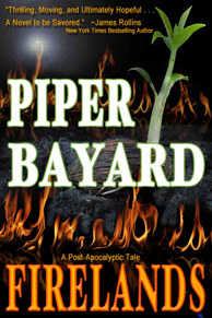 FIRELANDS Dystopian Thriller — On Sale at Kindle for $0.99