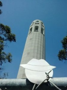 FS SF at Coit Tower 5-3-14