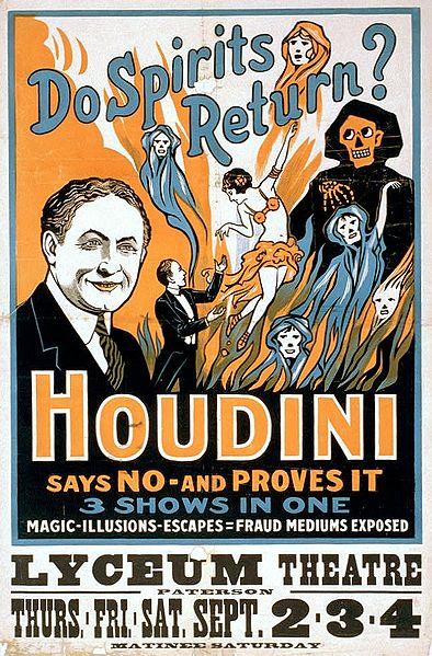 Ghostbusting, 100 Years Ago — Guest Post by K.B. Owen