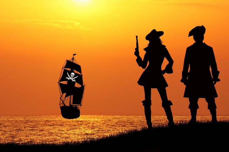 The Venezuelan Pirates of the Caribbean