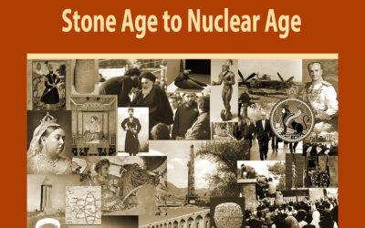 TIMELINE IRAN: Stone Age to Nuclear Age — Book Release!