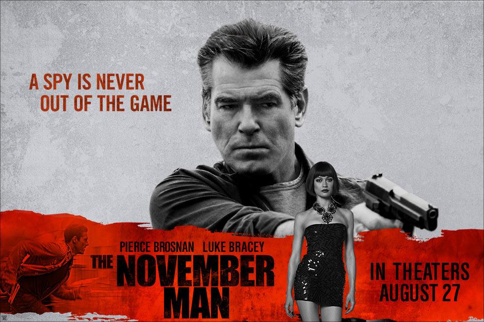5 Espionage Myths–The November Man