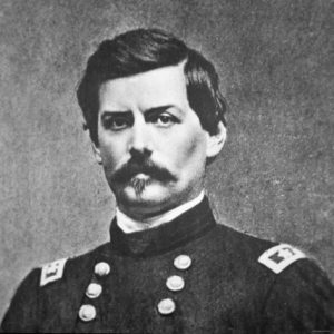 General George McClellan public domain