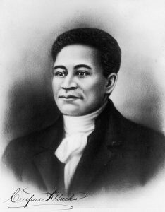Crispus Attucks public domain, wikimedia commons