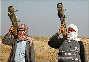 Iraqi insurgents image by US Dept. of Homeland Security
