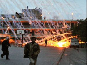 Israeli white phosphorous attack on UN school unaltered image by HRW, wikimedia commons