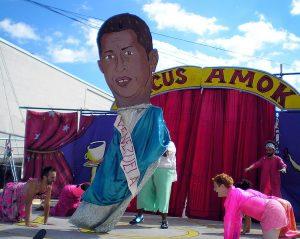The Hugo Chavez Opera Troupe Image by David Shankbone, wikimedia commons.