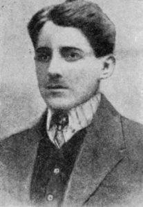 Gavrilo Princip public domain, wikimedia commons