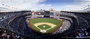 Yankee Stadium, the Cathedral of my Order. Image by cdelo9032, wikimedia commons.