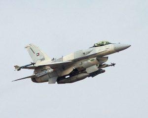 UAE F-16 Block 60 Similar to F-16 Block 70 Offered to India Image public domain, wikimedia commons
