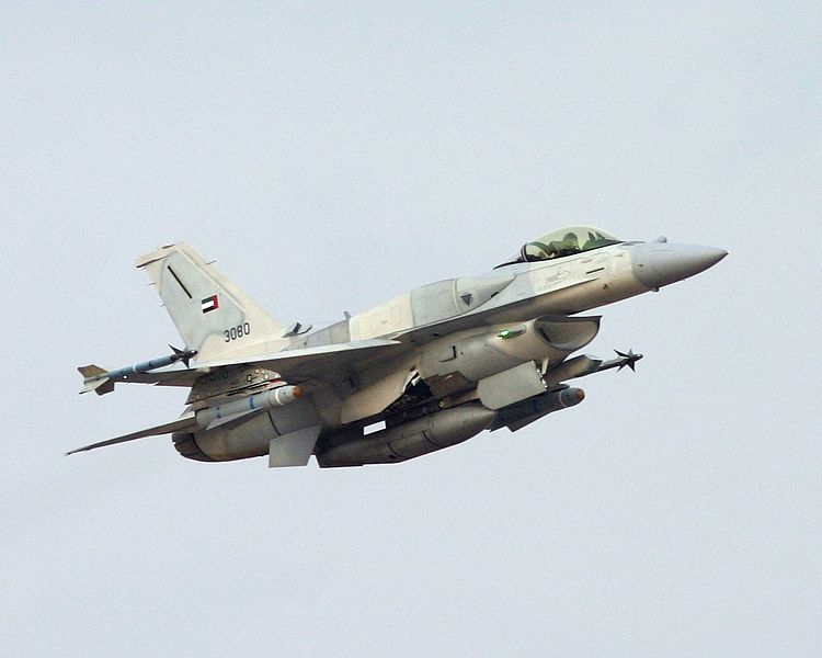 The F-16 and India — A Lockheed Martin Offer Pakistan Can't Ignore