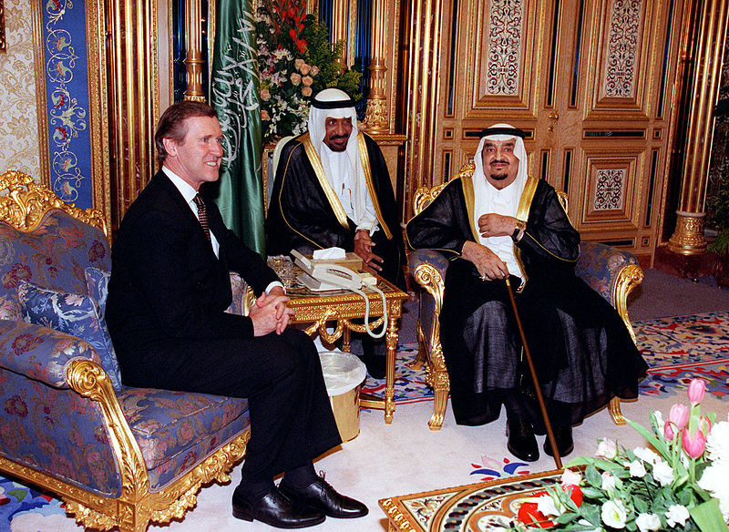 Shifting Sands in the House of Saud