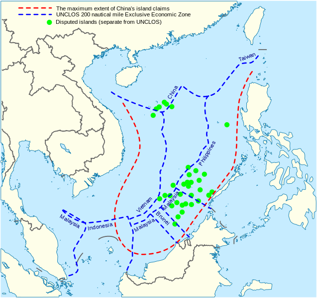 Communist China — The Pirate of the South China Sea