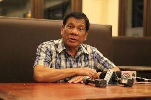 "Philippine Pres. Rodrigo ""Rody"" Duterte Image by Gvt. of the Philippines, public domain"