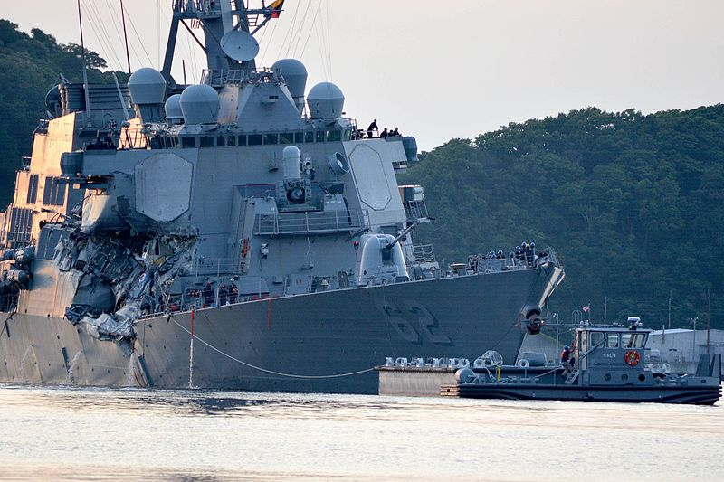 The USS Fitzgerald / ACX Crystal Collision — Questions and Conclusions