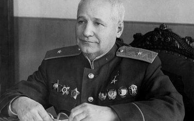 Flight of the Konkordski — Where Andrei Tupolev Sat