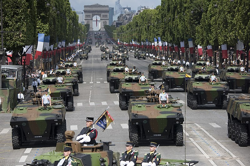 Deliberate Inadequacy–France's Strategic Vision