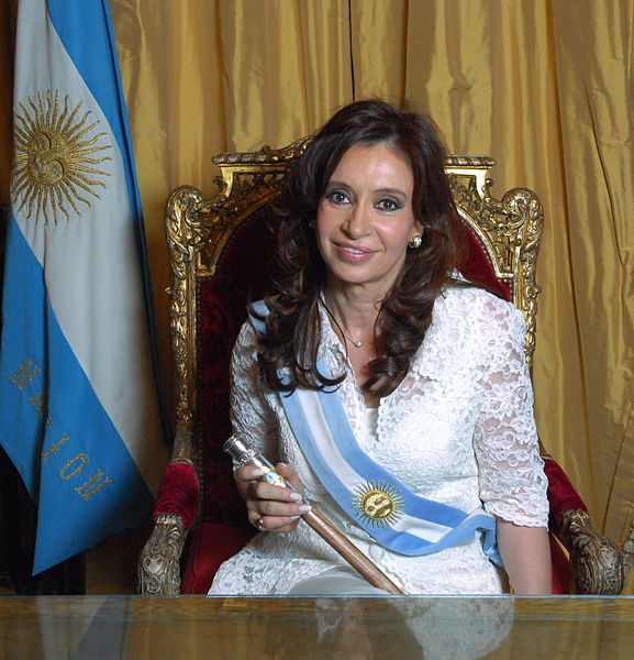 Consider Crying for Argentina