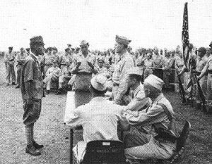 Japanese surrender in the Philippines, Sept. 15, 1945 image from wikimedia commons