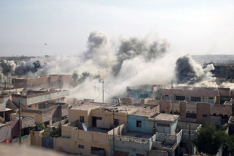 Fallujah and Benghazi — A Tale of Two Cities