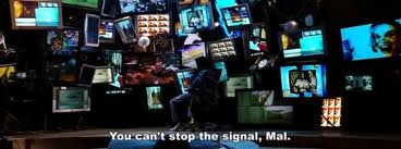 PRISM — We Can't Stop the Signal